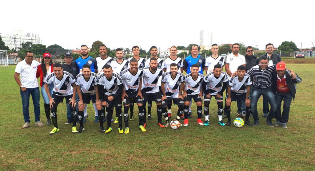 Equipe Ponte Preta_Copa Integração