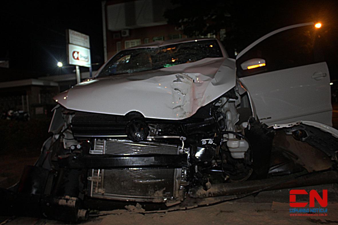 carro acidente kennedy