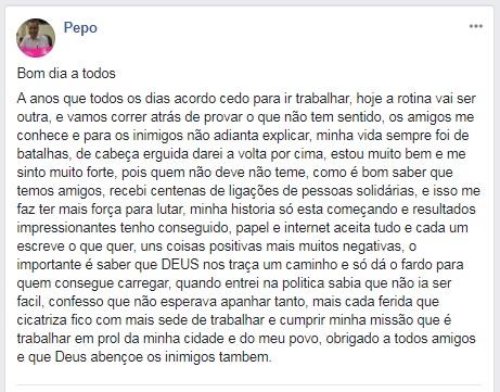 pepo facebook