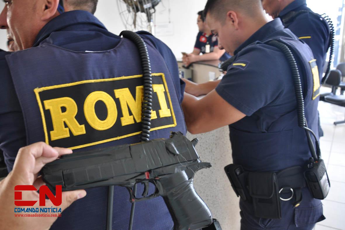 romi guarda perseguição oliveira preso 2