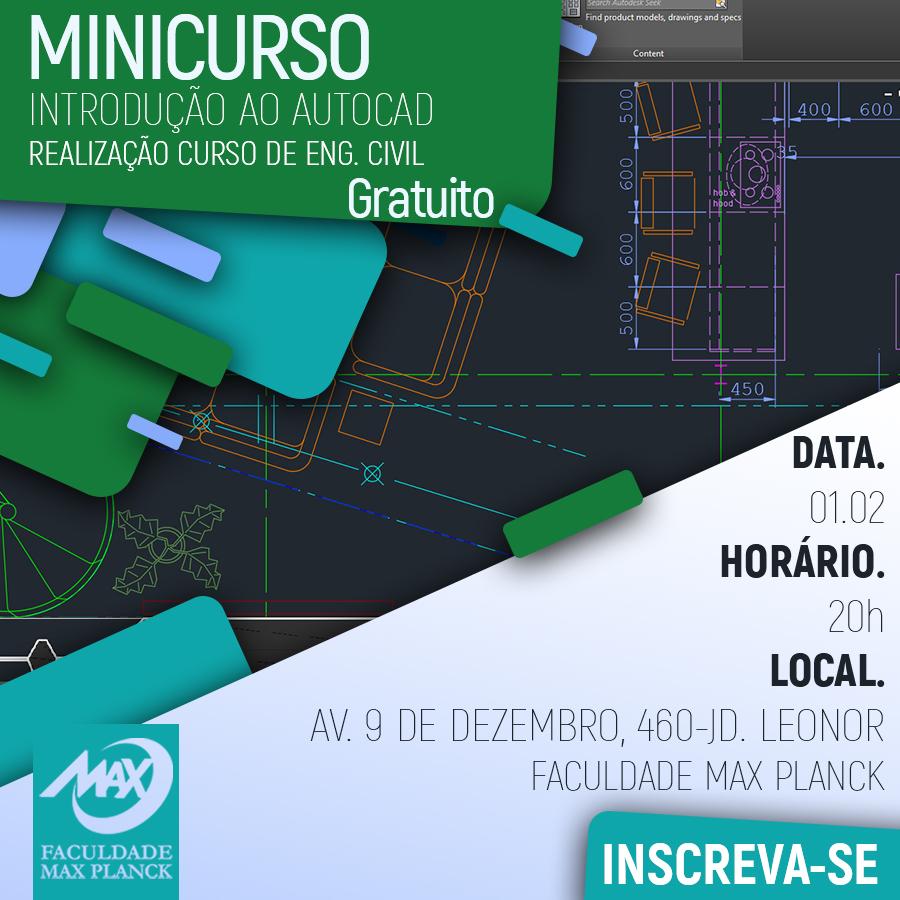 Minicurso Eng. Civil (fb)