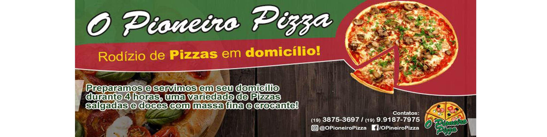 O Pioneiro Pizza 1