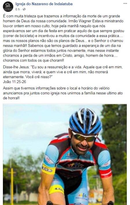 print igreja ciclista